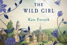 The Wild Girl (Grimm Brothers)) / My novel THE WILD GIRL tells the true untold love story behind the collection of the Grimm Brothers fairy tales