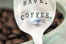 Death by Coffee / Coffee, the love of it, the smell of it, the taste of it. Oh, and the beauty of it.