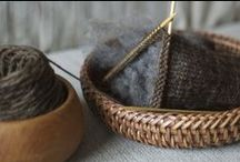 knit patterns/inspiration
