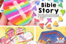 Sunday School Crafts / Sunday School Crafts and Bible Crafts for Kids