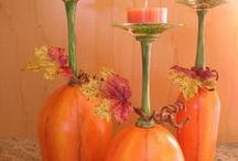 DIY I'd Love to Try - for Fall / by Kathleen Ordiway