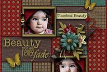 Scrapbooking - Rich Colors / Such lovely, rich colors that will look awesome in my scrapbooks! / by Kathleen Ordiway