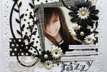 Scrapbooking - Putting on the Glitz / Who doesn't love a bit of sparkle now and again?! / by Kathleen Ordiway