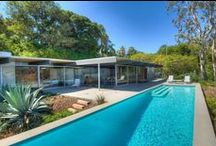 Mid Century Modern Architecture / Architecture, Landscaping and inspirations of Mid Century Design