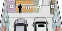 Organize - Garage/Basement/Attic / Organizing garage/basement/attic areas