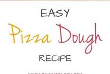 Food - Pizza/Dough/Sauces / Recipes for pizza as well as dough & sauces.
