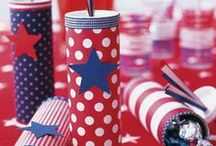 Fourth of July / The countdown is on for the Fourth of July and we thought we'd bring you some great recipes, DIYs and fun decorations to become the hostess with the mostess!  / by VMInnovations