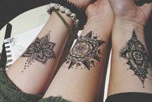 Mandala Tattoo's