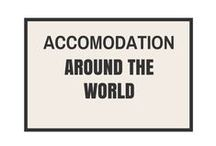 Accomodation Around the World