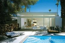 Palm Springs / Architecture, Landscape, Design, Art, Destinations in Palm Springs California