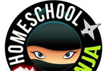 Homeschool Ninjas / Homeschooling Like a Ninja.  A collaborative board to share Homeschool Tips, Support, Printables & Resources. Pinners: Up to 5 unique pins per day please.