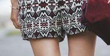 .Shorts / Dans ce tableau vous trouverez des inspirations pour vos créations .   DIY - Mode - Fashion - Inspiration - Création - Shorts