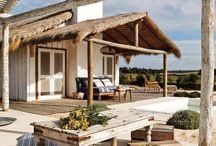 Inspiration: Beach huts / Beach huts and coastal hideaway ideas