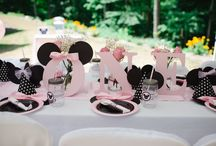 Minnie Mouse Birthday / by Sweetly Chic Events & Design