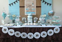 Milk & Cookies Party / by Sweetly Chic Events & Design