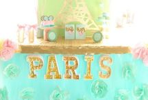 Paris Themed Party / Paris party ideas  / by Sweetly Chic Events & Design