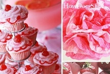 Pinkalicious Birthday Party / by Sweetly Chic Events & Design