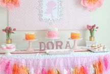 Dora the Explorer Party / by Sweetly Chic Events & Design
