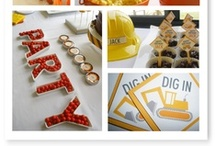 Construction Party / by Sweetly Chic Events & Design