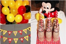 Mickey Mouse Party / by Sweetly Chic Events & Design