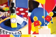 Lego Party / by Sweetly Chic Events & Design