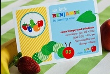 The Hungry Caterpillar / by Sweetly Chic Events & Design