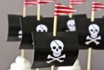 Pirate Party / Pirate party ideas  / by Sweetly Chic Events & Design