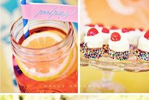 Pool Party / Pool party ideas  / by Sweetly Chic Events & Design