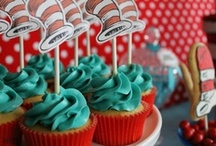 Cat in the Hat Birthday / by Sweetly Chic Events & Design