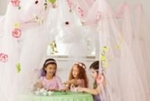 Garden Fairy Party