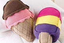 Crochet / Haken, gehaakte spullen, inspiratie. Crochet inspiration
