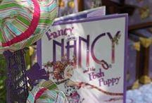Fancy Nancy Party