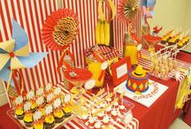 Curious George Inspired Party