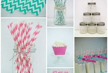 Party Supplies / by Sweetly Chic Events & Design