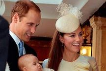 Prince George's intimate christening ceremony