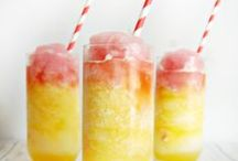 Cocktail Recipes / Cocktail Recipes - Find the perfect cocktail recipes for summer, winter, fall or spring.  These easy cocktail recipes are fabulous for a crowd or party.  Follow along and find all the drink ideas you need for any time of year!