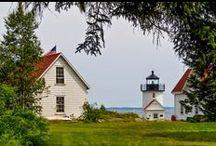 Maine / by Marjo Sawyer Meade