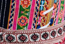 Inspiration: Folk / Everything folky, bohemian, western and brightly patterned