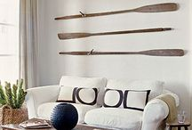 Living: Nautical home / Decorate your home in a nautical/ beach style