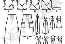 Fashion: Clothes I like (to make) / Sewing tutorials and ideas