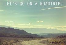 Inspiration: Lets go on a roadtrip