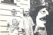Inspiration: Vintage Halloween