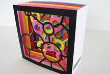 MIRIMADO papercraft edition / Edition mit DIY-Bastelbogen für wunderschöne Papierwerke: MIRIMADOs kleine Mission ist das Diorama, auch Ebenenbild oder Guckkästchen genannt, der besonderen Art.