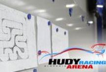 Hudy Arena / Worlds largest, most modern & sophisticated RC car venue. Details at www.HudyArena.com