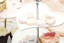 Afternoon Tea Party / Our favorite tea party must haves