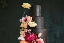 food + cakes