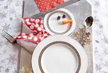 Table Setting 101 / Table setting ideas. Get inspired from the experts on DIY ideas and place setting