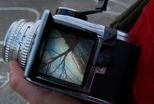 Cámaras y Objetivos, Cameras and Lenses / by Jesus Morales