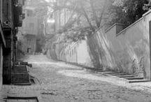 Hunfalvy környéke anno / Az I. kerület: Ponty utca, Szalag utca, Fő utca, azok a helyek ahol többször jöttünk, jövünk az iskolába ...
