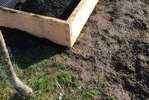 Højbed / Projekt i haven
